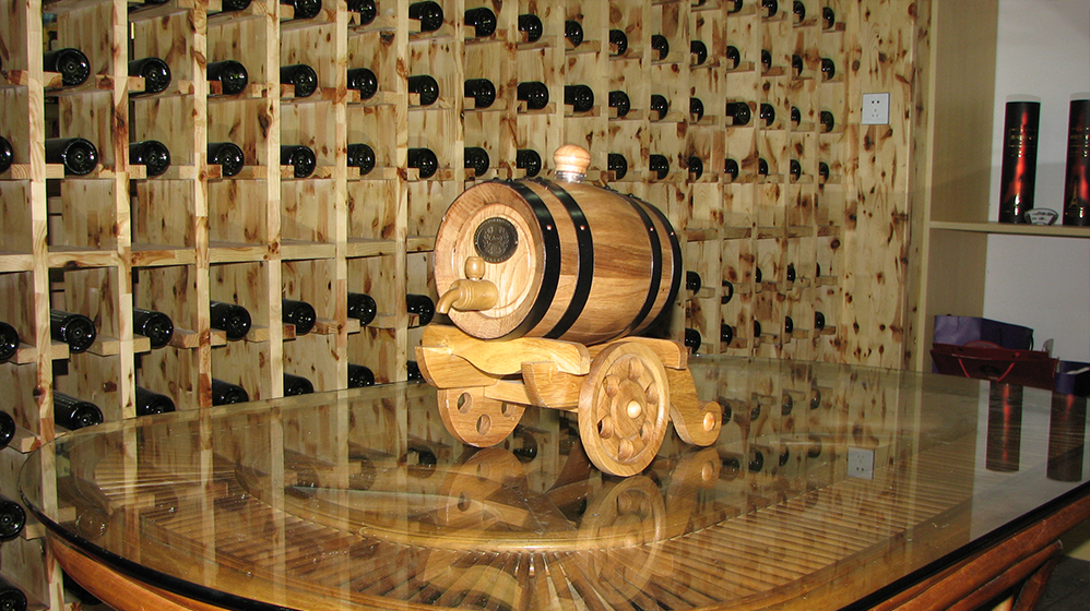 广州炮车式橡木桶